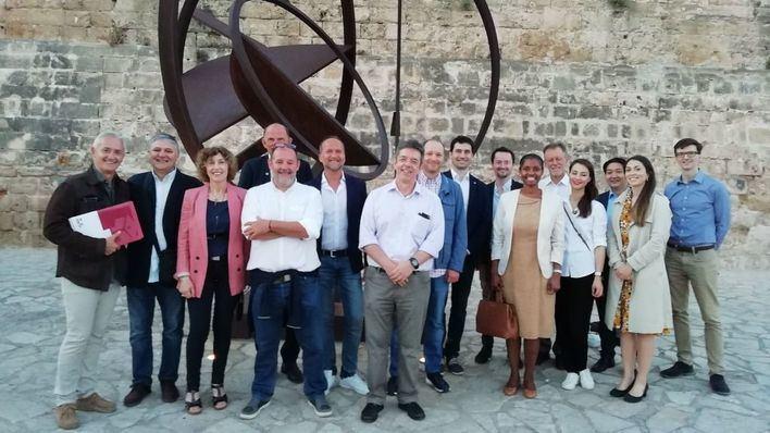 Expertos europeos en odontología coinciden en Palma en la necesidad de cooperar en docencia e investigación