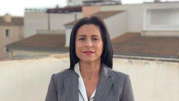 Ángeles Santiago es la candidata de Ciudadanos a la alcaldía de Campos