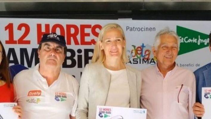 Eva Pomar se compromete a 'revitalizar y modernizar' la zona de Ponent de Palma