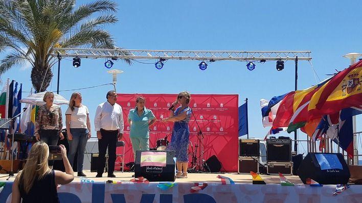 Calvià reconoce como Ciudadana Europea del Año a la presidenta de SOS Animal