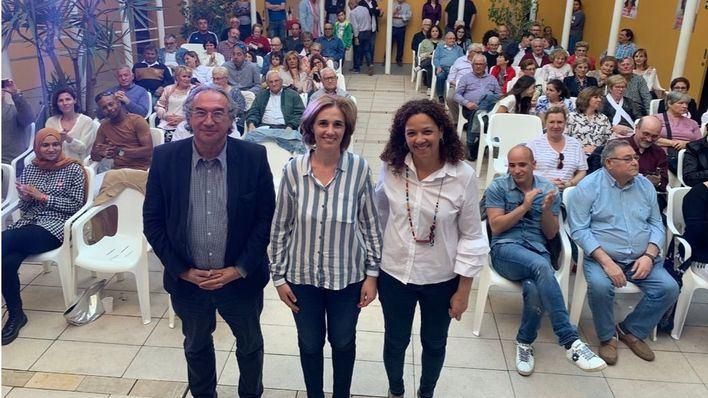 Los socialistas de Sa Pobla presentan su programa arropados por Cladera y March