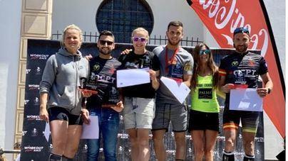 Tomás García e Isabel Juez se hacen con el oro en la I WorkOut Race Palma Beach