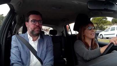 Noguera: 'Queremos que todas las calles de Palma tengan carril bici'