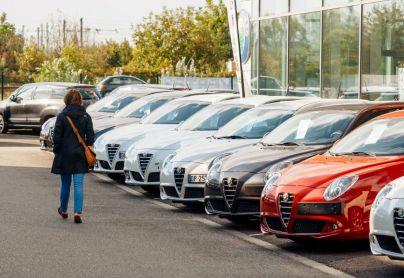 Cae un 13 por cien la venta de vehículos de ocasión en Baleares