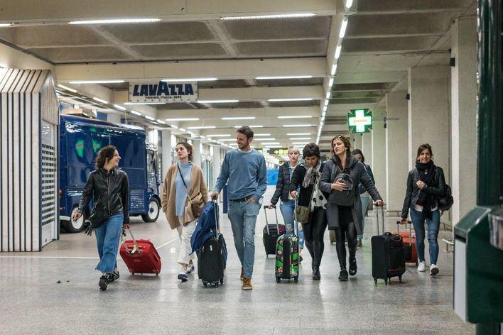 Aumentan un 14,2 por ciento los pasajeros de Son Sant Joan