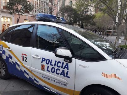 Detienen a dos ladrones por intentar robar en una vivienda de Palma