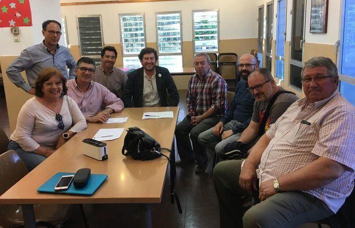 Jarabo propone 'eliminar las desigualdades' entre los barrios de Palma