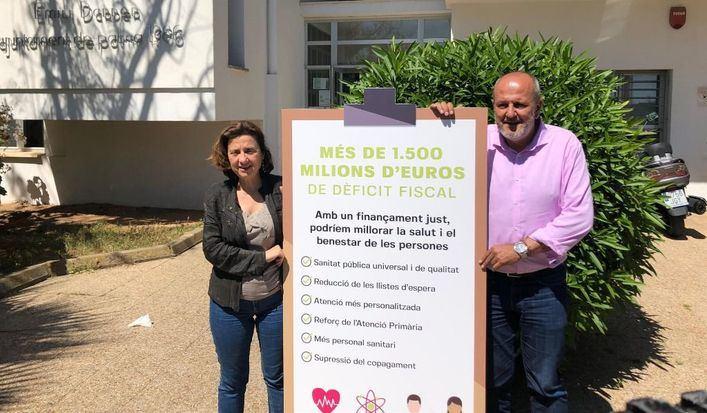 Més promete reducir las listas de espera quirúrgicas en la sanidad pública de Baleares