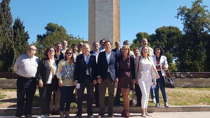 Isern anuncia que incorporará Sa Feixina al catálogo municipal