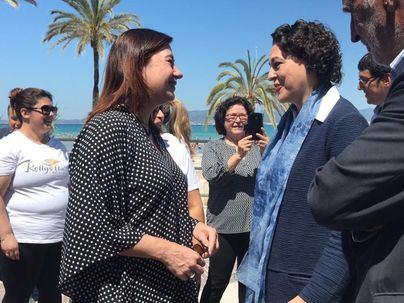 La ministra Valerio afirma que España ha hecho los deberes con el control del horario laboral