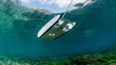 El Govern compra un robot submarino para vigilar los fondeos sobre posidonia
