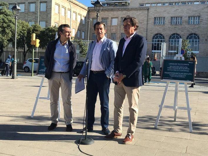 El PP apuesta por la 'libre elección' de centro educativo y la Formación Profesional