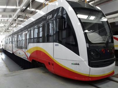 Restablecen los trenes entre Marratxí y Palma parados por un hombre que circulaba por las vías