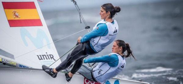 Silvia Mas y Patricia Cantero finalizan quintas en el Campeonato de Europa de 470