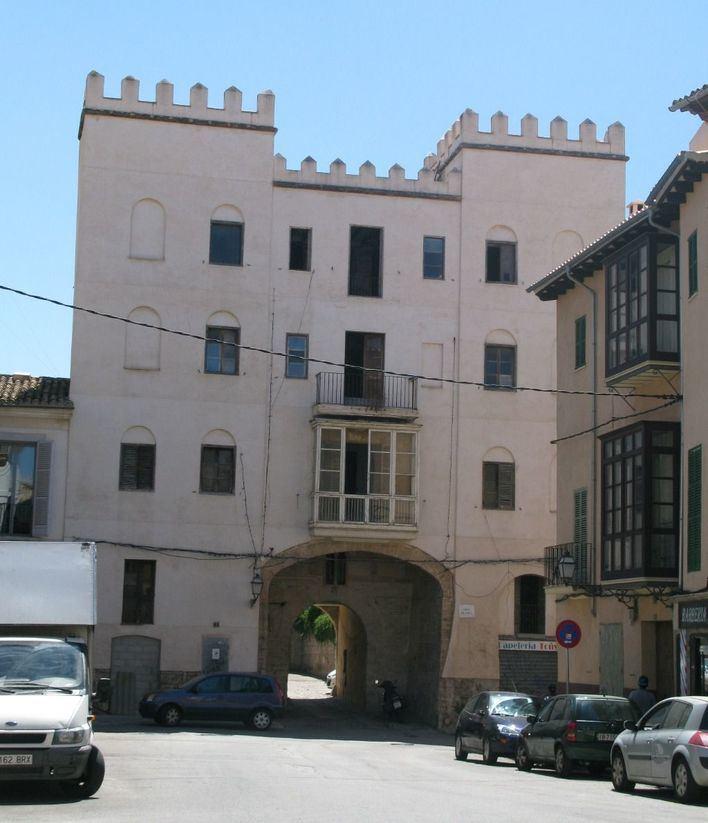 Las Torres del Temple acogerán el Museo de Historia de Palma