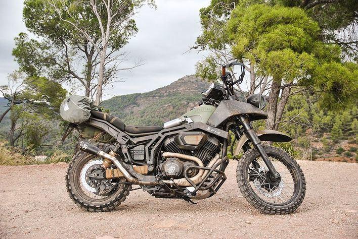 119 motos denunciadas por contaminación y ruido en la Serra de Tramuntana