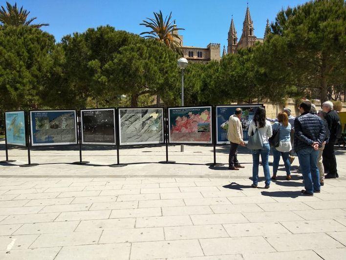 Palma acoge la exposición 'La Serra de Tramuntana des del firmament'