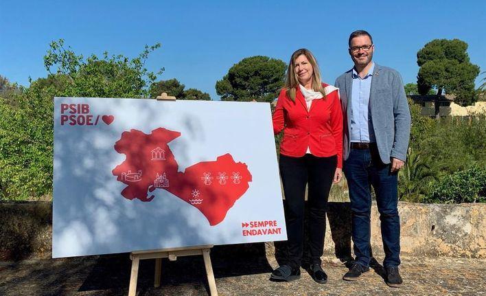 Los socialistas prometen 16 nuevos centros de salud en Baleares