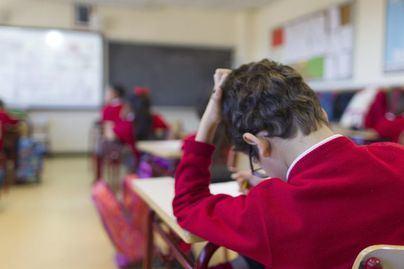 Los niños con trastorno del lenguaje presentan más riesgo de fracaso escolar