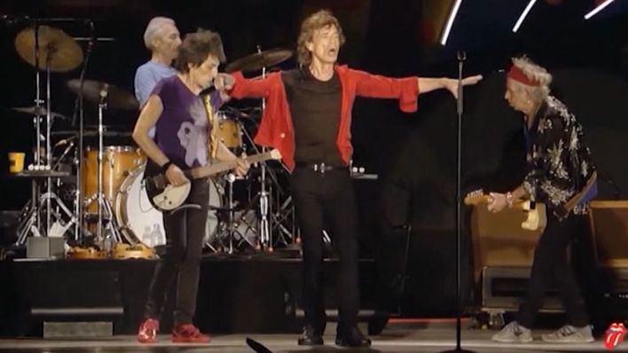 Nuevas fechas de la gira de The Rolling Stones
