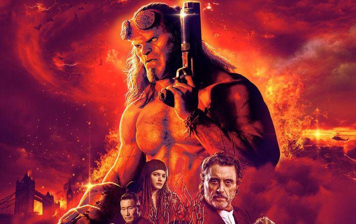 'Hellboy' asalta los cines
