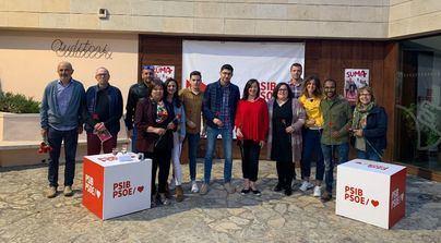 Armengol arropa a Xisco Bergas en su presentación como candidato en Santa Margalida