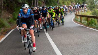Mallorca acoge la carrera solidaria '6 Points Cycling Challenge' de 400 kilómetros