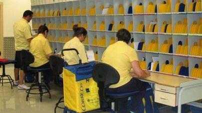 Las oficinas de Correos abren este fin de semana para favorecer el voto por correo