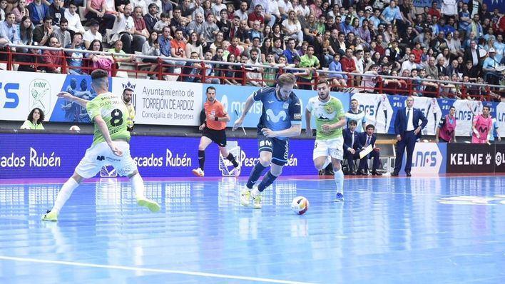 El Palma Futsal logra el billete para escribir la historia