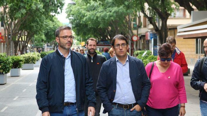 Hila impulsará nuevas actuaciones para que el ciudadano 'gane espacio' en Palma