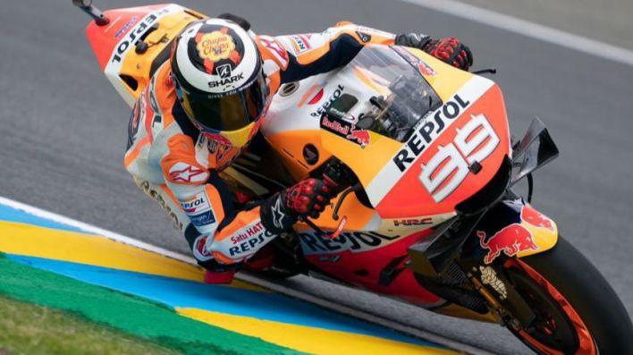 Márquez gana en Le Mans e iguala el número de victorias de Jorge Lorenzo en MotoGP