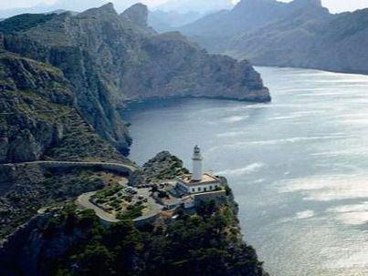 Muere un ciclista de 49 años en el faro de Formentor