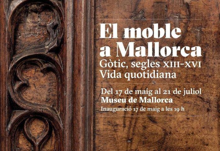 El mueble mallorquín de los siglos XIII-XVI, protagonista en el Museu de Mallorca