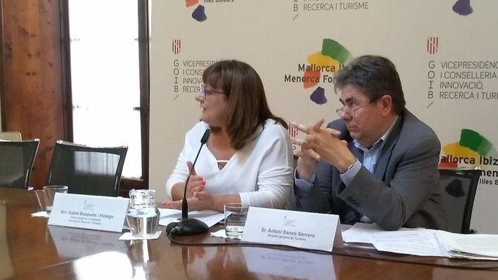 El alquiler vacacional da de baja casi 4.900 plazas de Mallorca