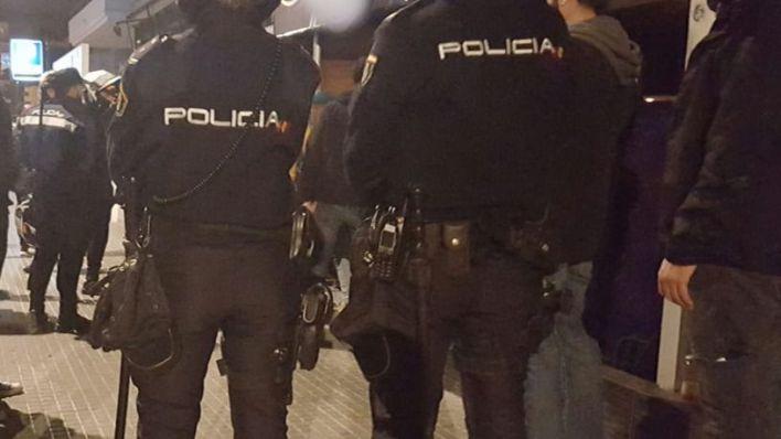 Detenidos dos veces en menos de 24 horas por robar a turistas en Playa de Palma