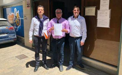 Cs Campos denuncia ante la Junta Electoral un error de impresión en las papeletas