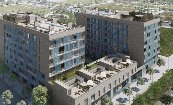 Las obras de los 550 pisos de lujo de Nou Llevant arrancan en junio