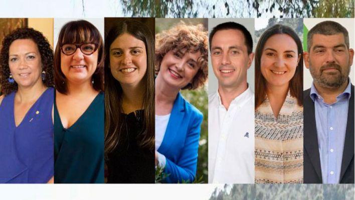 Caras nuevas para un Consell de Mallorca que busca una identidad propia
