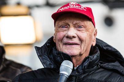 Fallece Niki Lauda, legendario campeón de Fórmula 1