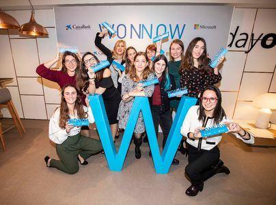 CaixaBank y Microsoft premiarán a las mejores alumnas de grados universitarios técnicos
