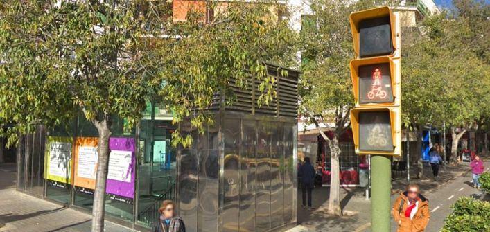 Palma incorpora la telegestión en cuatro aparcamientos municipales