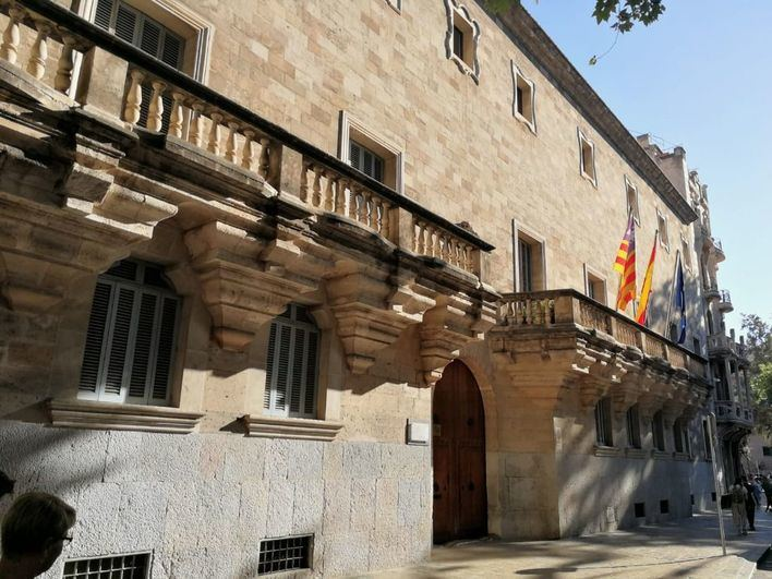 Absuelto el arquitecto acusado de proponer falsear un informe pericial en Palma