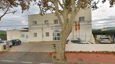 Detenido en Ibiza tras herir a varios policías en un control de alcoholemia
