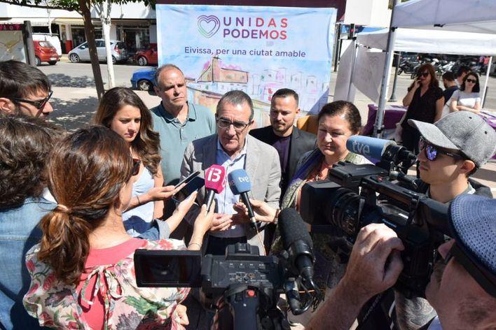 Yllanes pide una 'movilización masiva' para frenar 'la amenaza' de la derecha