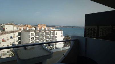 Los precios hoteleros de s'Arenal caen un diez por ciento en un año