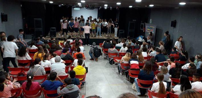 477 estudiantes participan en las jornadas 'Encuentro de Alumnado Mediador' en Calvià