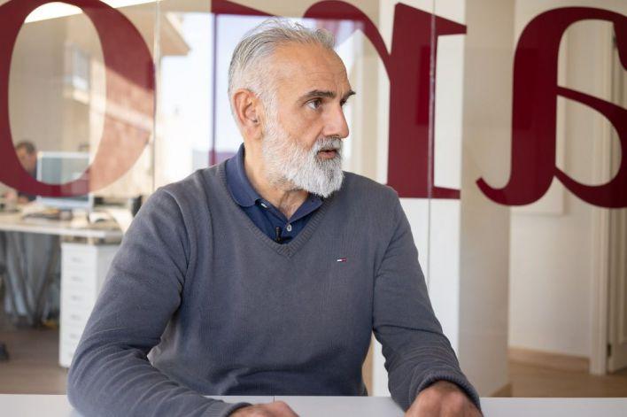 El candidato de Pacma en Baleares, entre los siete políticos del 26M con más estilo del país