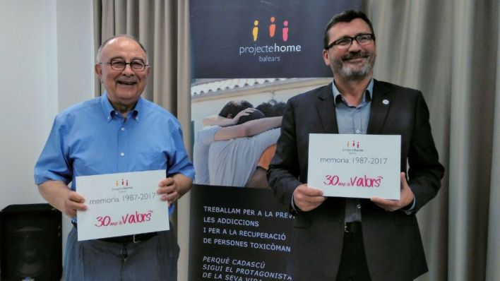 Proyecto Hombre asume la inserción de personas en desintoxicación gestionado por la conselleria