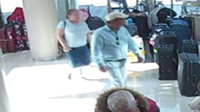 Detenida una pareja por numerosos robos de equipajes en hoteles de Calvià