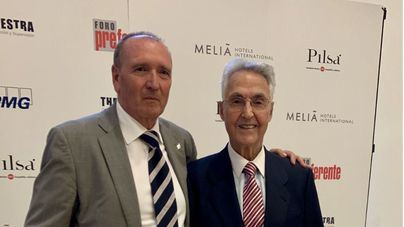 F. Miralles (Izquierda) y F. Moreno (Derecha)